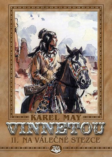 VINNETOU II. - Karel May